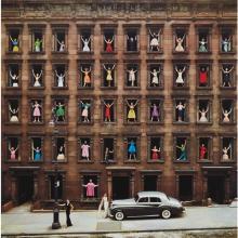 ORMOND GIGLI - Girls in the Windows, New York City, 1960