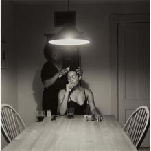 CARRIE MAE WEEMS - Untitled (mother and daughter), 1990