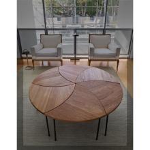 PETER HVIDT - Six-part coffee table, model no. 523, 1950s