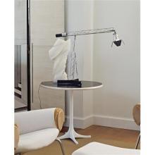 CURTIS JERÉ - CURTIS FREILER AND JERRY FELLS - Adjustable table lamp, circa 1970