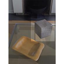 RICHARD ANUSZKIEWICZ - Cube, 1968