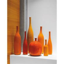 JACQUES RUELLAND AND DANI RUELLAND - Group of seven vases, 1960s