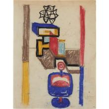 LE CORBUSIER - Untitled, 1930
