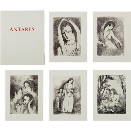 MARIE LAURENCIN - Antarès, 1944