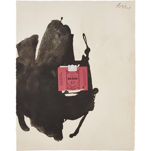 ROBERT MOTHERWELL - Roth-Händle, 1975