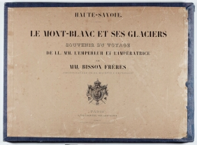 BISSON FRÈRES: LOUIS-AUGUSTE BISSON AUGUSTE-ROSALIE BISSON