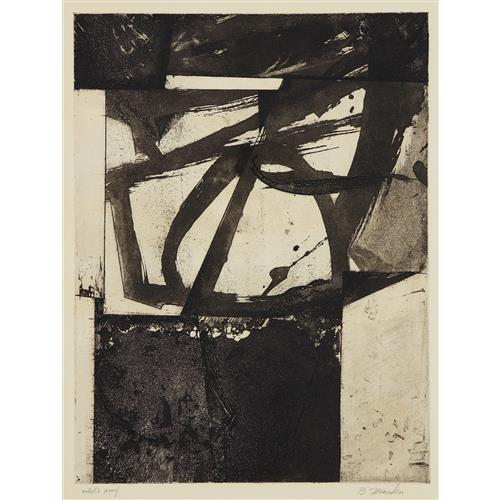 BRICE MARDEN - Untitled, 1961