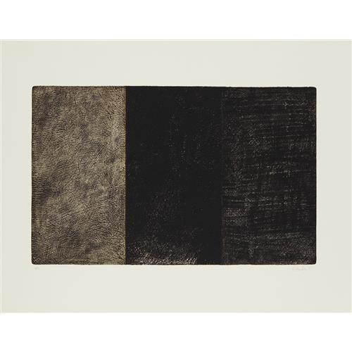 BRICE MARDEN - Untitled, 1971