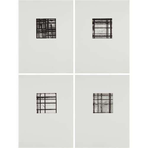 BRICE MARDEN - Tiles, 1979