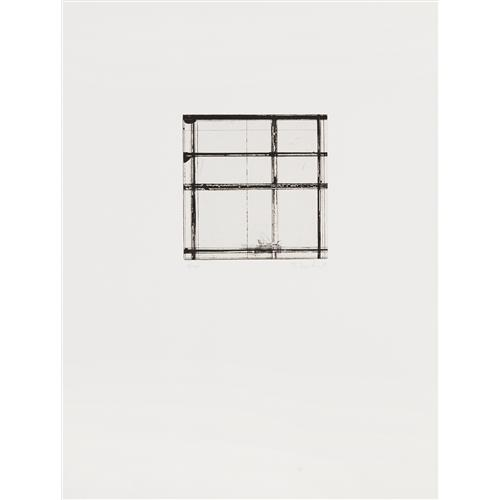 BRICE MARDEN - Tile I, 1979