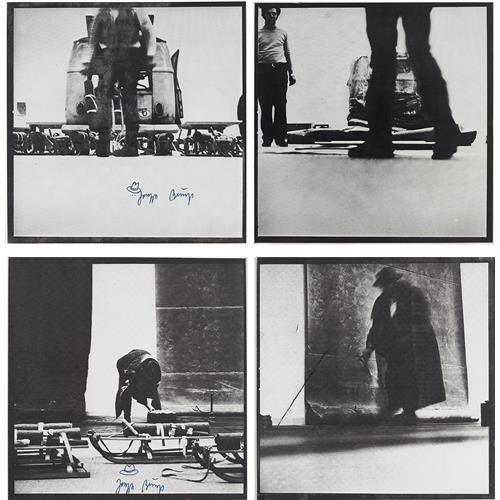 JOSEPH BEUYS - 3 Tonnen: two plates, 1973-85