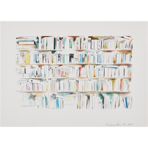 RICHARD HAMILTON - Collected Works, 1977