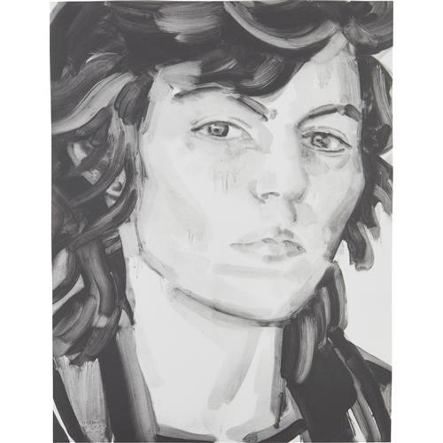 ELIZABETH PEYTON - Isa (Isa Genzken, 1980), 2011