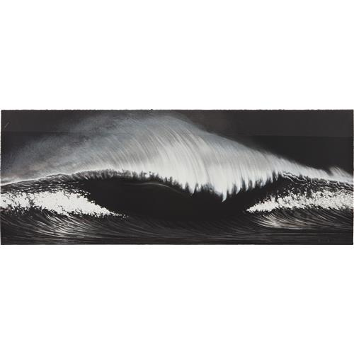 ROBERT LONGO - Wave, 2003