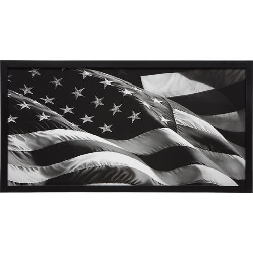 ROBERT LONGO - Untitled (Flag), 2013