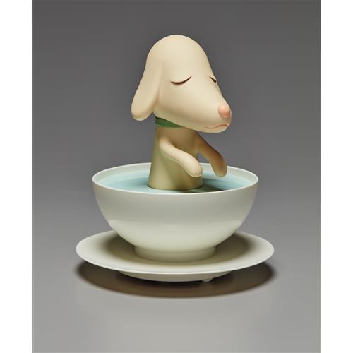 YOSHITOMO NARA - Pup Cup, 2003