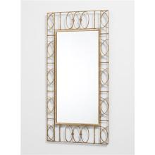 PAOLO BUFFA - Rare mirror, circa 1950