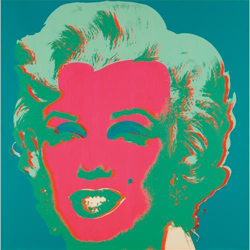 ANDY WARHOL - Marilyn, 1967