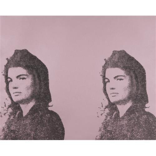 ANDY WARHOL - Jacqueline Kennedy II (Jackie II), from 11 Pop Artists, Volume II, 1966