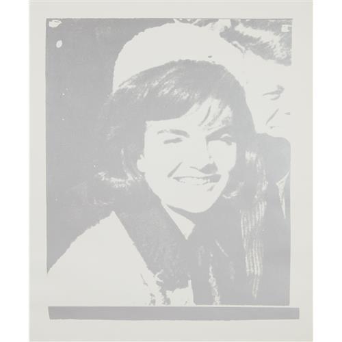 ANDY WARHOL - Jacqueline Kennedy I (Jackie I), from 11 Pop Artists, Volume I, 1966