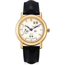 ULYSSE NARDIN - A fine yellow gold limited edition perpetual calendar wristwatch, made to commemorate the 150th anniversary of Ulysse Nardin, Circa 1997
