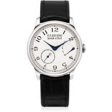 F.P. JOURNE - A fine platinum wristwatch with power reserve, Circa 2009