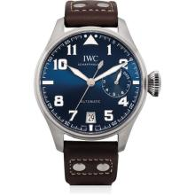 IWC - A stainless steel limited edition wristwatch with sweep centre seconds, power reserve and date, Circa 2015