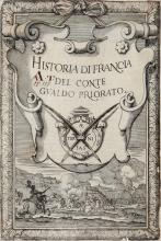 Gualdo Priorato Galeazzo. Historia di Francia.. S.n.t. [Venezia: 1655 ca].