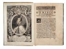 Matina Leone. Ducalis Regiæ Lararium sive Ser.mæ Reipu. Venetæ principum omnium icones... Patavii: Venetiis: typis Hertz, 1659.