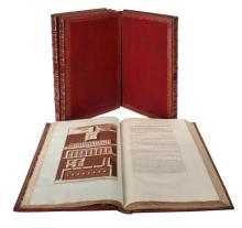 Libri Antichi e Rari (Books and Works on Paper)