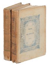 AA.VV.  Napoli e i luoghi celebri delle sue vicinanze. Volume I [-II]. Napoli: 1845.