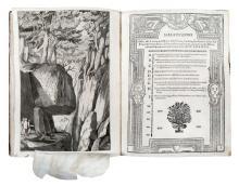 Canavese Timoteo. Descrizione del sacro monte della Vernia nel quale da N.S. Giesu Christo in forma di serafino il padre San Francesco ricevete le sacre stigmate. In Milano: per il Bianchi, [1672].