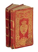 Almanacchi e Calendari. Diario ecclesiastico para o reino de Portugal, principalmente para a cidade de Lisboa para o anno de 1828. Lisboa: Na impressao Regia, [1828].