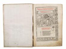 Bartolomeo da Rinonico. Opus... (Al colophon:) Impressum Mediolani: in edibus Zanoti Castilionei, 1513