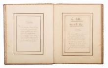 Breton Henri-Montan. Opera Oui de Montano et Stephanie. 1800 ca