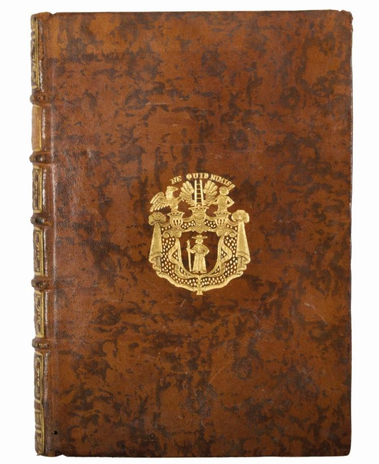 Vivenzio Giovanni. Istoria e teoria de' Tremuoti... Napoli: Nella stamperia Regale, 1783