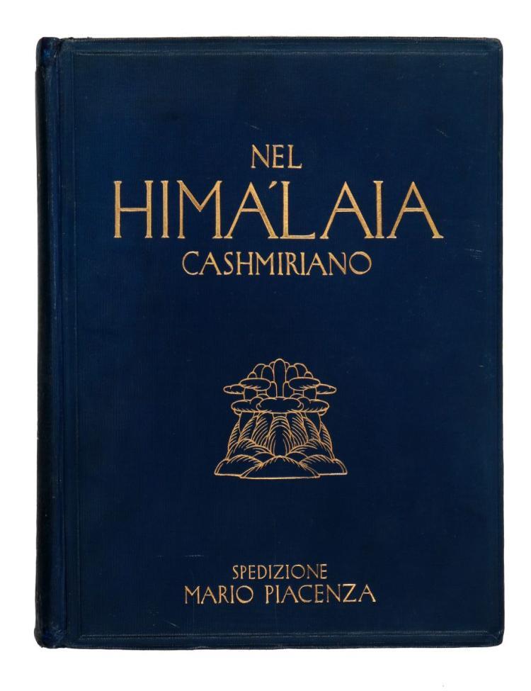 Calciati Cesare. Spedizione Mario Piacenza Himalaia Cashmiriano... Milano: Rizzoli & C., s.d. [ma 1930]