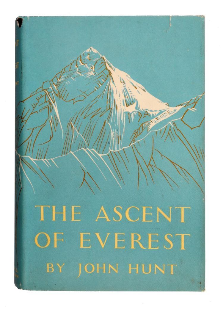 Hunt John. The ascent of Everest. London: Hodder & Stoughton, 1953
