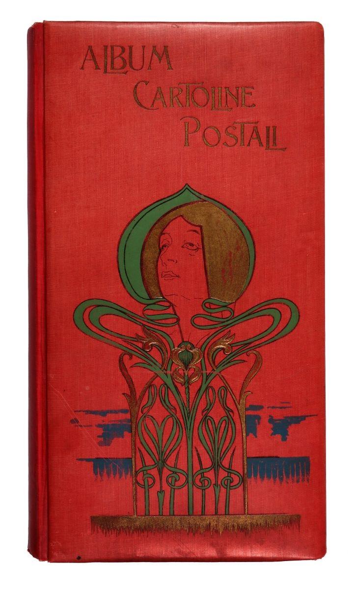 Monte Bianco. Album Cartoline Postali. [1900-1940]