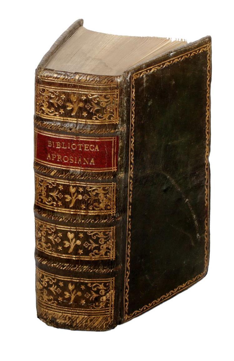 Aprosio Angelico. La Biblioteca Aprosiana, Passatempo Autunnale... In Bologna: per li Manolessi, 1673