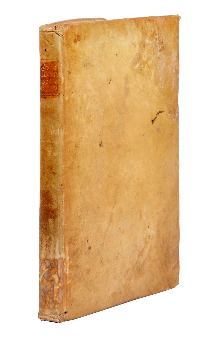 Grimaldi Domenico. Istruzioni sulla nuova manifattura dell'olio introdotta nella Calabria. Napoli: Raffaele Lanciano, 1773.
