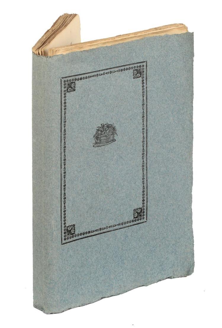 Parma. Decreti pel ristabilimento delle dogane parmensi. Parma: Tipografia reale, 1857.