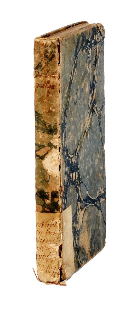 Vasco Giambattista. La félicité publique considerée dans les paysans... Traduit de l'Italien par Mr. Vignoli, Précédée de la Dissertation... par Mr. Beardé de l'Abbaye. A Lausanne: Chez Franc. Grasset, 1770.