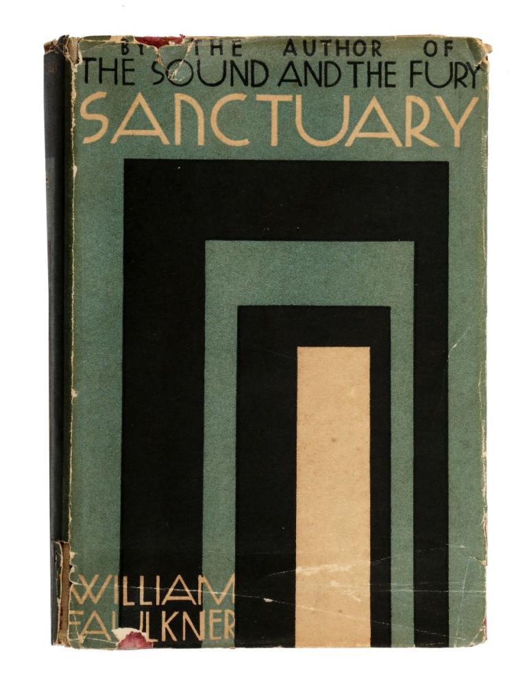 Faulkner William. Sanctuary. New York: Jonathan Cape & Harrison Smith, 1931.