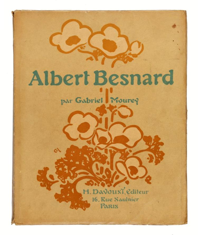 Mourey Gabriel. Albert Besnard. Paris: H. Davoust, 1906.
