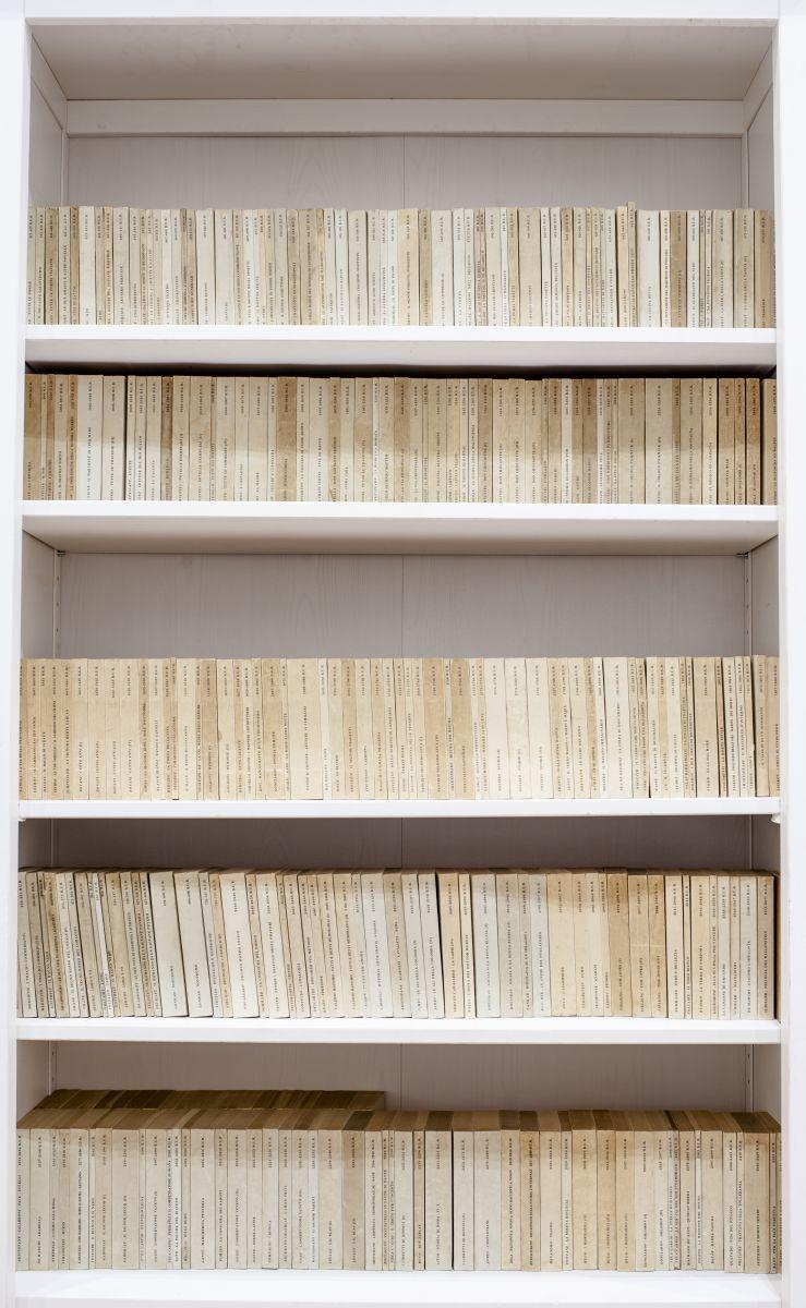 BUR Biblioteca Universale Rizzoli. Lotto di 500 volumi (circa)