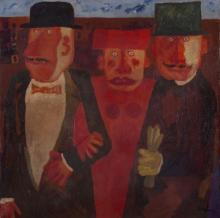 Borghese Franz. Trio. 1974