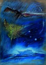 Fioroni Giosetta. Il vascello. 1992