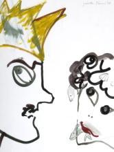 Fioroni Giosetta. Colapesce (studi). 2008