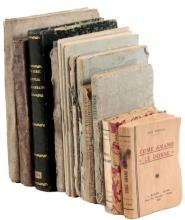 Letteratura. Lotto di 16 volumi